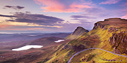 Dawn over Quiraing