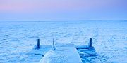 Frozen Jetty