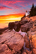 Bass Harbor Head Light I