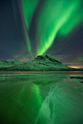 Northern Lights Lake